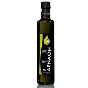 Greek extra virgin olive oil Aenaon