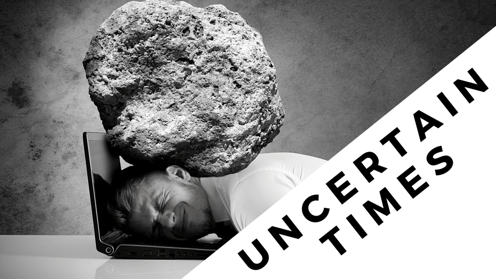 productivity in times of uncertainty