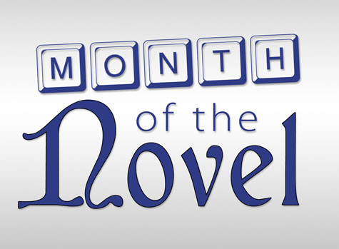 Month of the Novel Logo