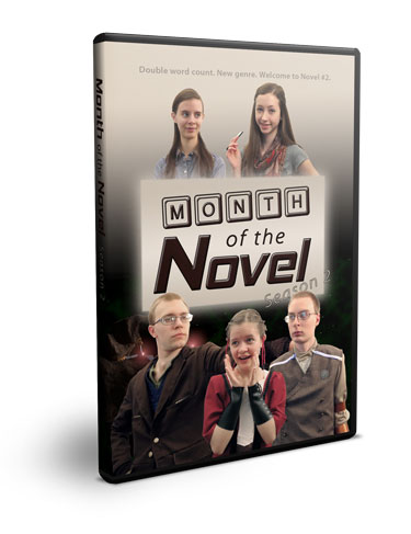 Month of the Novel Season 2 DVD