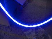 LED strip on