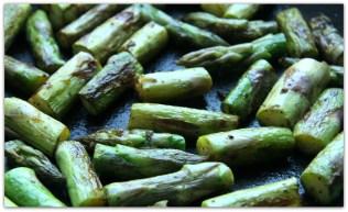 asparges, suppe, ærter