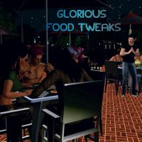Glorious Food Tweaks