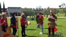 montilivi plus institut girona trobada llatí a Roses 01