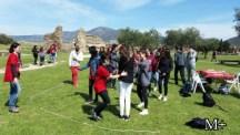 montilivi plus institut girona trobada llatí a Roses 05