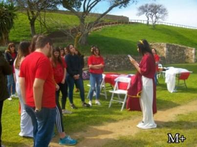 montilivi plus institut girona trobada llatí a Roses 22