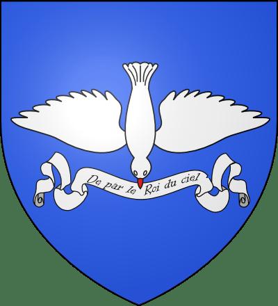 Les Blasons Et Etendards De Jeanne DArc Jeanne DArc