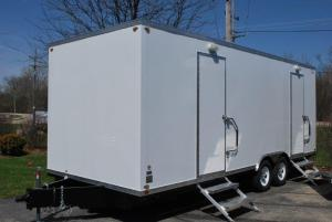 bathroom trailers. Save Big When You Buy Used Restroom Trailers! Bathroom Trailers