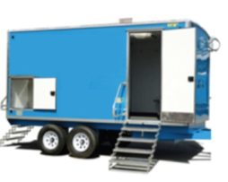 Station Decontamination Trailer