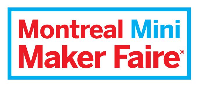 Maker Faire Montreal 2018 logo