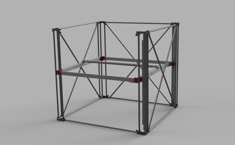 Open Source Large format 3D printing