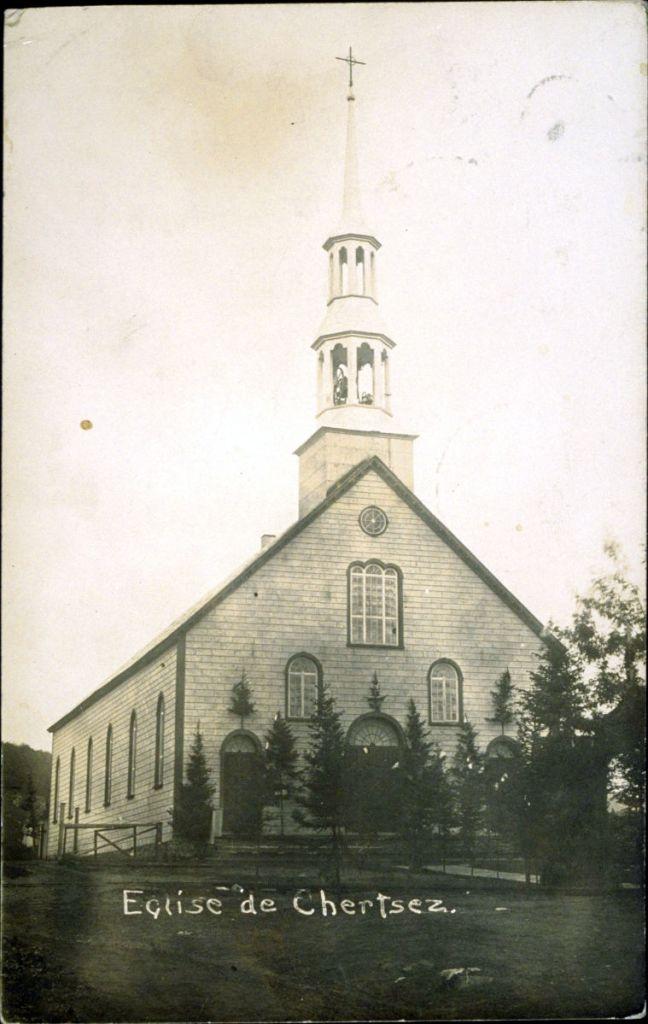 L'église de Chertsez