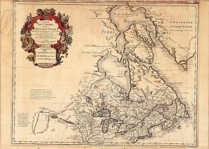 Les territoires du Nord