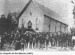 Chapelle de Sainte-Béatrix