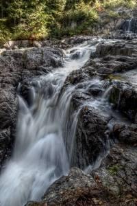 Les cascades Rochon, Chertsey