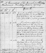 Carnet de Quinn 1849