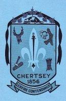 Armoirie de Chertsey en 1972