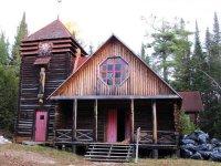 La chapelle de Clercmoustier