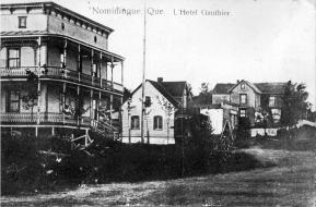Nominingue: l'hôtel Gauthier