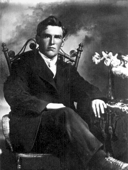Jos Poudrier fils de Edmond et Rose de Lima Lapierre