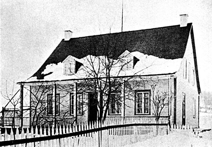 Presbytère de Chertsey