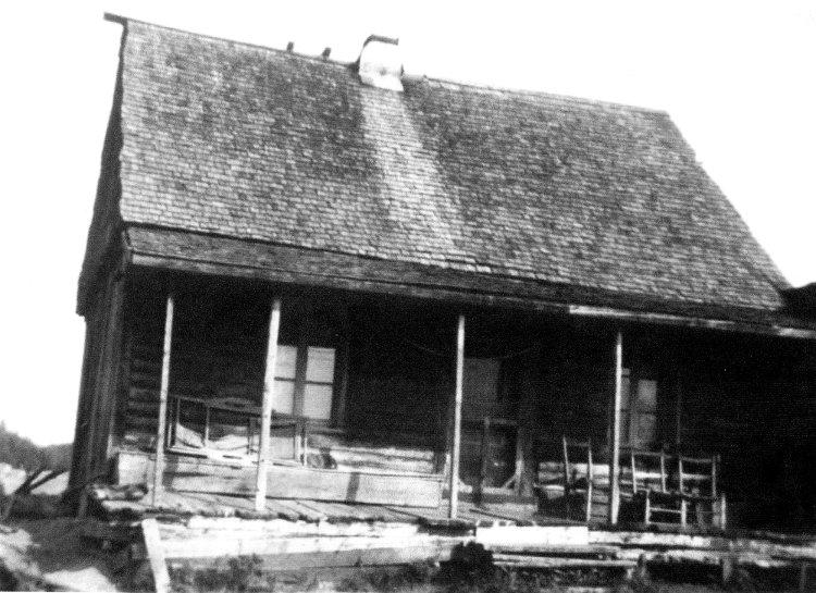 La maison de Gilbert Miron