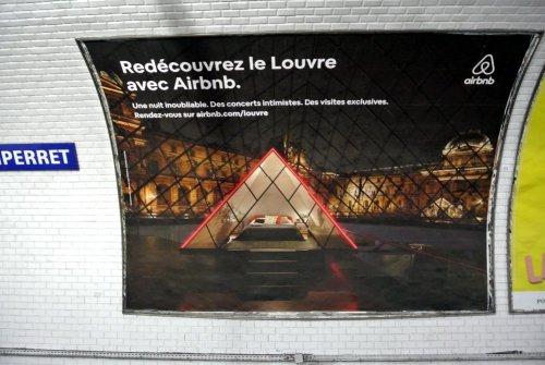 AirBnB au Louvre