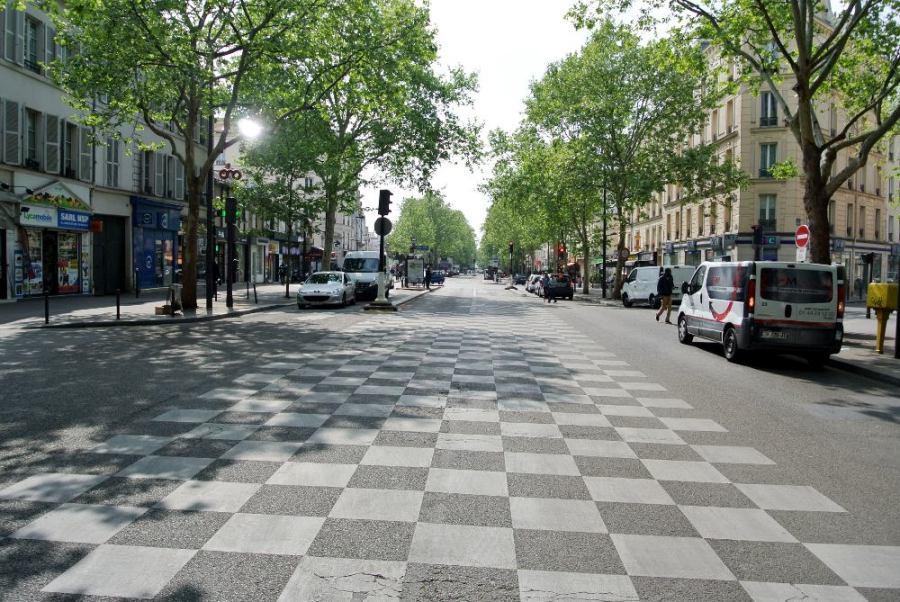 Un boulevard pour les cyclistes et les transports en commun