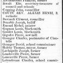 Annuaire Lovell 1871