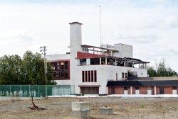 Un site abandonné: mai 2019