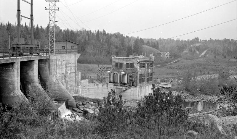 Centrale Électrique de Rawdon -1938 (1)
