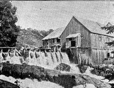 La Centrale Electrique de Rawdon