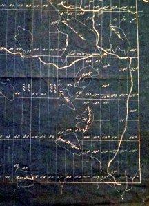 Chemin du lac Morgan 1893