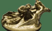 Alfred Laliberté: le vaisseau d'or