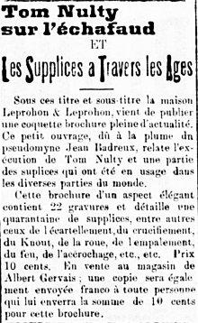 L'Étoile du Nord 2 juin 1898
