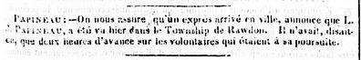 Le Populaire 22 décembre 1837