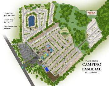 Camping Atlantide St-Calixte