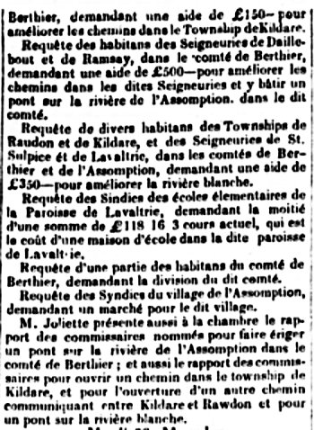 La Minerve 5 décembre 1829