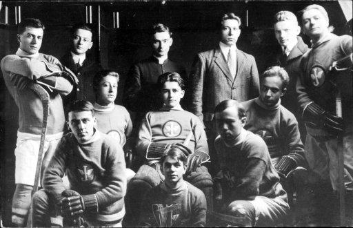 Le séminaire de Joliette: équipe de hockey