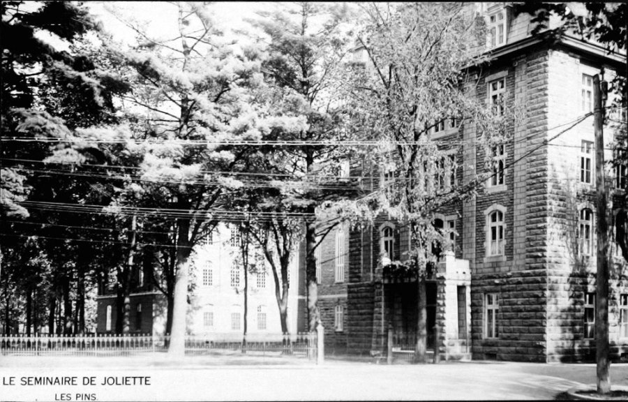 Le séminaire de Joliette: Les Pins