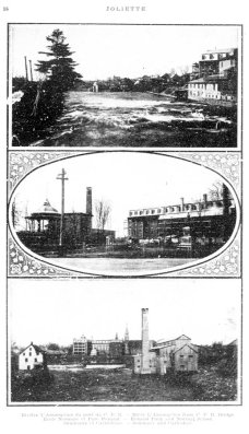 Industries Joliette 1913