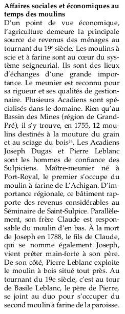 La Nouvelle Acadie - A. Riopel