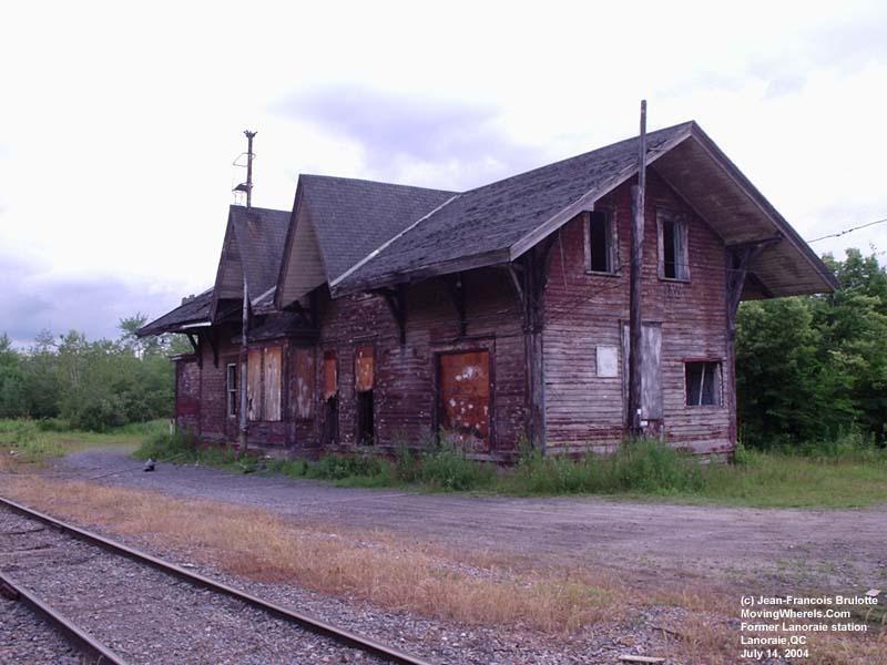 Lanoraie Station 2013