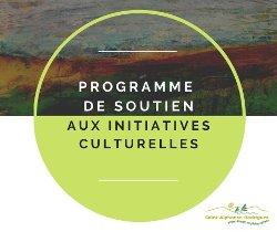 Programme de soutien aux initiatives culturelles