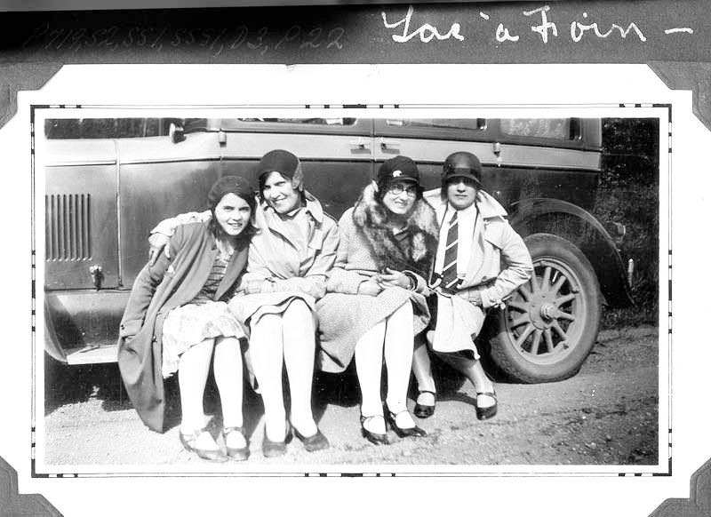 Lac à Foin 1929