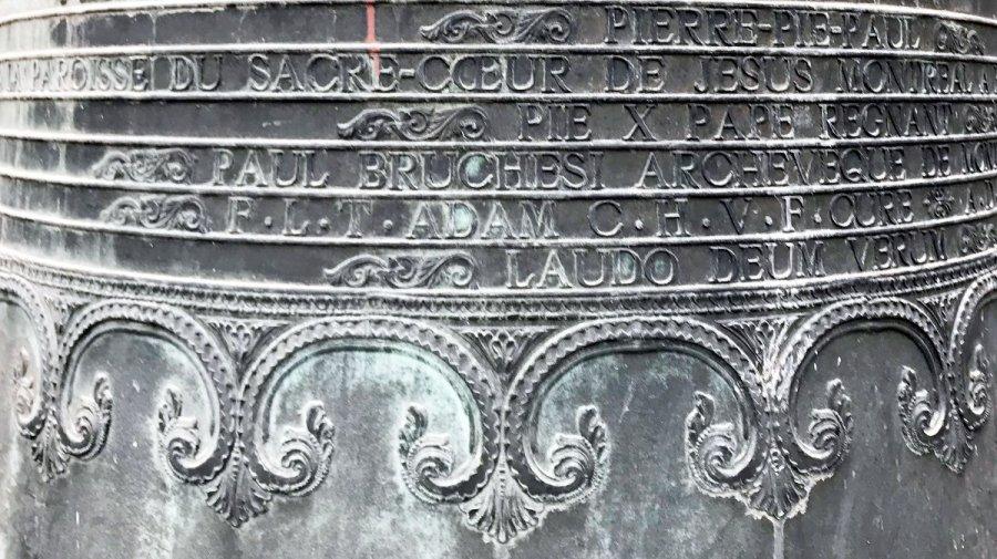 La cloche Pierre-Pie-Paul