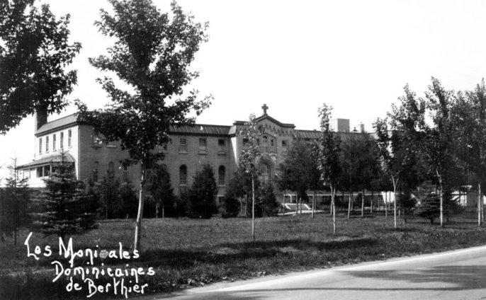 Le monastère des Moniales Dominicaines de Berthierville