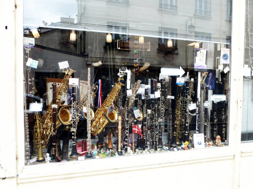Marchand de trompettes
