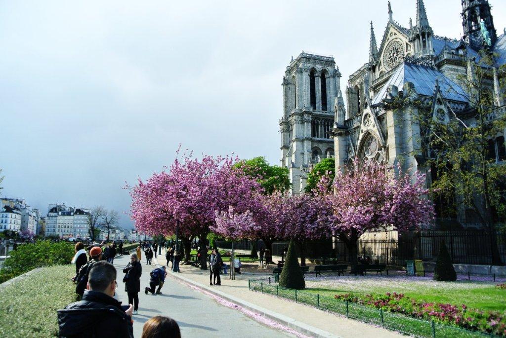 Le ciel de Paris