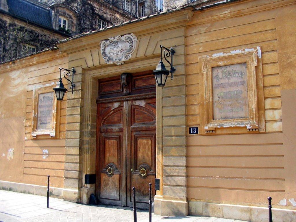 Hotel de Chatillon